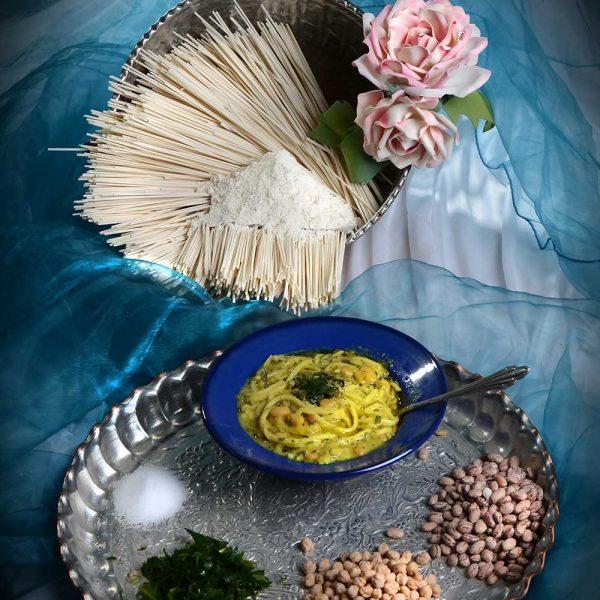 محصولات تولیدی رشته آش صنایع غذایی میلاد